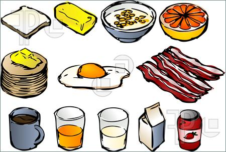 Clip Art Clipart Breakfast breakfast clip art borders clipart panda free images