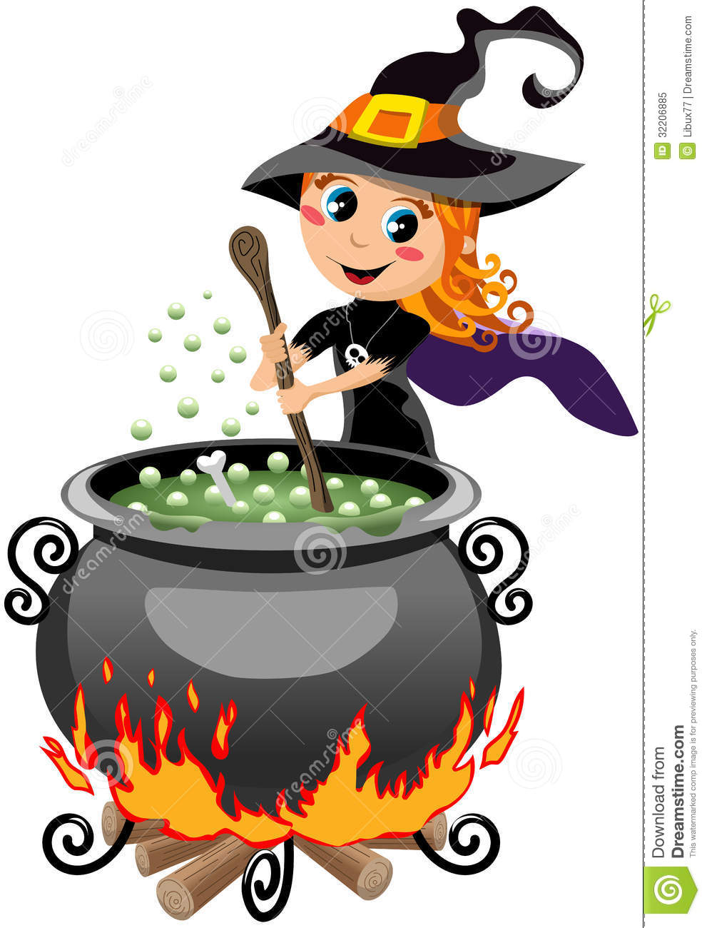 aujourd'hui est un jour spécial  Brew-clipart-little-cute-halloween-witch-preparing-potion-illustration-featuring-smiling-calderon-isolated-white-background-eps-32206885