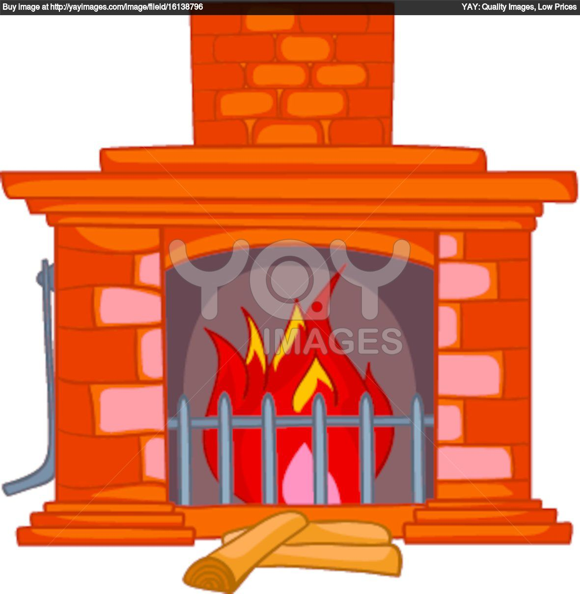Cartoon Fireplace | Clipart Panda - Free Clipart Images