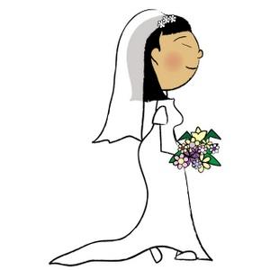 Bride 20clip 20art | Clipart Panda - Free Clipart Images