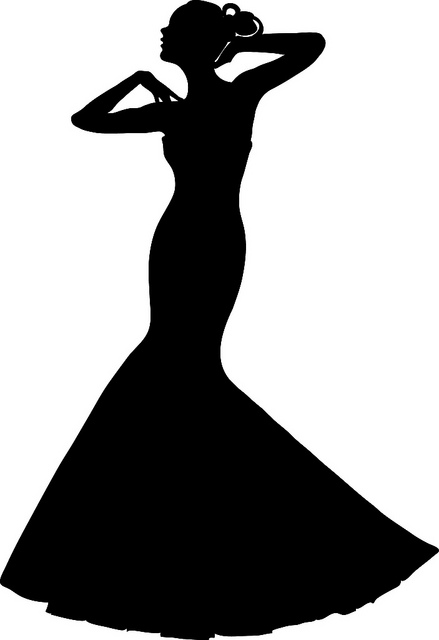 Prom Dress Clipart | Clipart Panda - Free Clipart Images