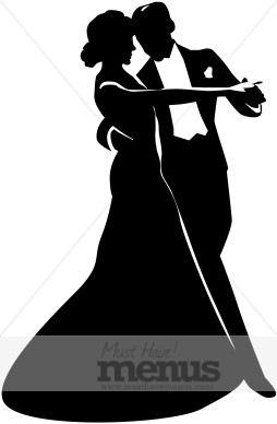 Bride And Groom Clipart Black And White   Clipart Panda - Free ...