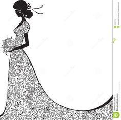 Bride Clip Art ... Free Clipart Bride Silhouette