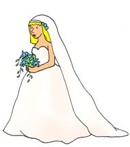 bride clip art images free clipart panda free clipart images rh clipartpanda com clipart bride/groom on four wheeler clipart bride and groom cartoon