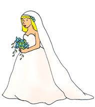 bride clipart free clipart panda free clipart images rh clipartpanda com bride clipart silhouette bride clipart black and white
