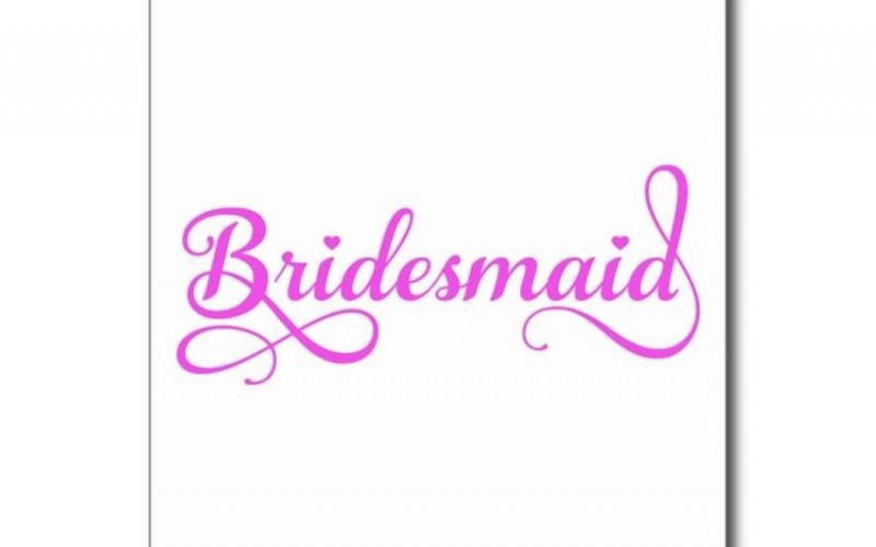 bridesmaid clip art free clipart panda free clipart images rh clipartpanda com bride and bridesmaid clipart bridesmaid dress clipart
