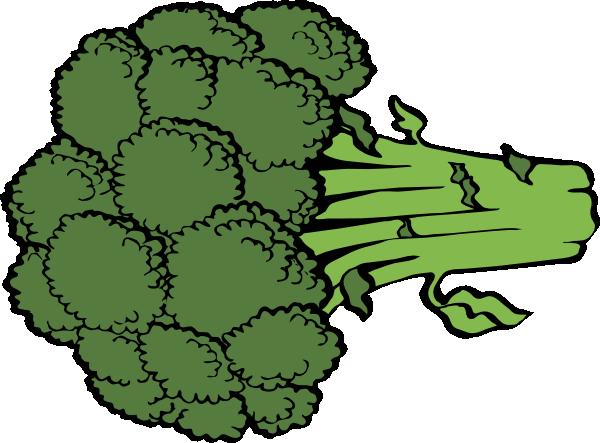 Broccoli Clip Art Broccoli clipart