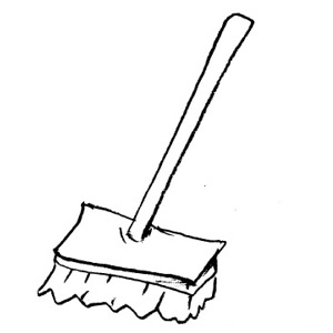 Vintage Clip Art Feather Dusters Scroll Down To See further Royalty Free Stock Photos Cleaning Set Equipment House Image34687968 together with Stock Illustration Cleaner Cleaning Washing House Clipart Set Vector Stick Man Pictogram Representing Mopping Floor Wall Wiping Dust Vacuuming Image68204224 additionally Circus Tiger with Hoop additionally Bathroom. on a black mop