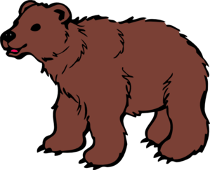 Cute Brown Bear Clipart | Clipart Panda - Free Clipart Images