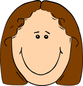 Curly Hair Clipart Clipart Panda Free Clipart Images