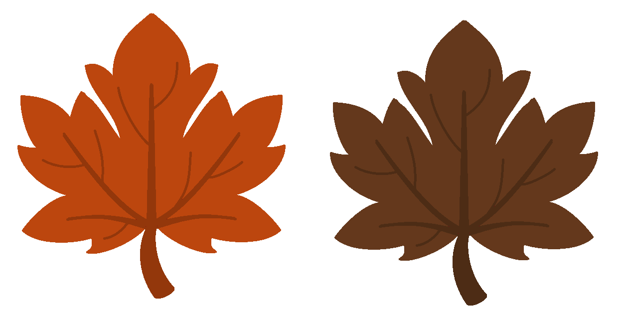 Brown Leaf Clipart | Clipart Panda - Free Clipart Images