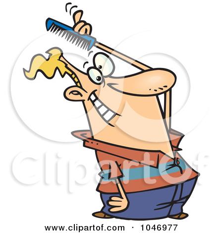 Kid Brush Hair Clip Ar...