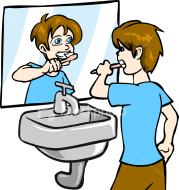 Brushing Teeth Clipart | Clipart Panda - Free Clipart Images