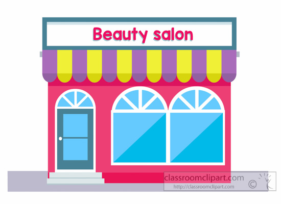 beauty salon clipart free - photo #21