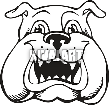 bulldog clipart 2 361x346 clipart panda free clipart images rh clipartpanda com free bulldog clipart images