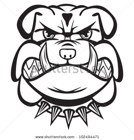 Bulldog Clipart Black And White | Clipart Panda - Free Clipart Images