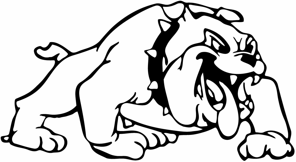 Bulldog Mascot Basketball | Clipart Panda - Free Clipart ...