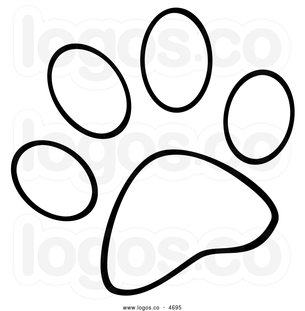 bulldog paw print clipart panda free clipart images rh clipartpanda com Bulldogs Sports Clip Art Bulldog Friendly Clip Art