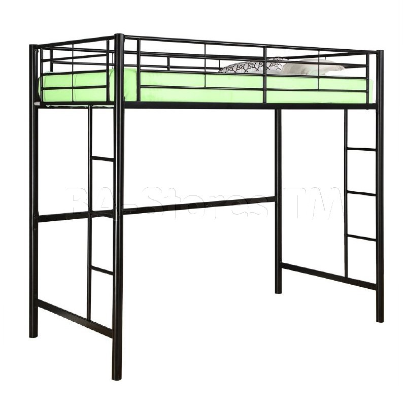 Metal Loft Bunk Beds 800 x 800