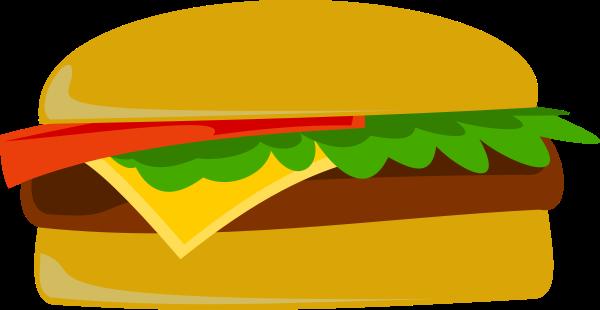 Burger 20clip 20art | Clipart Panda - Free Clipart Images
