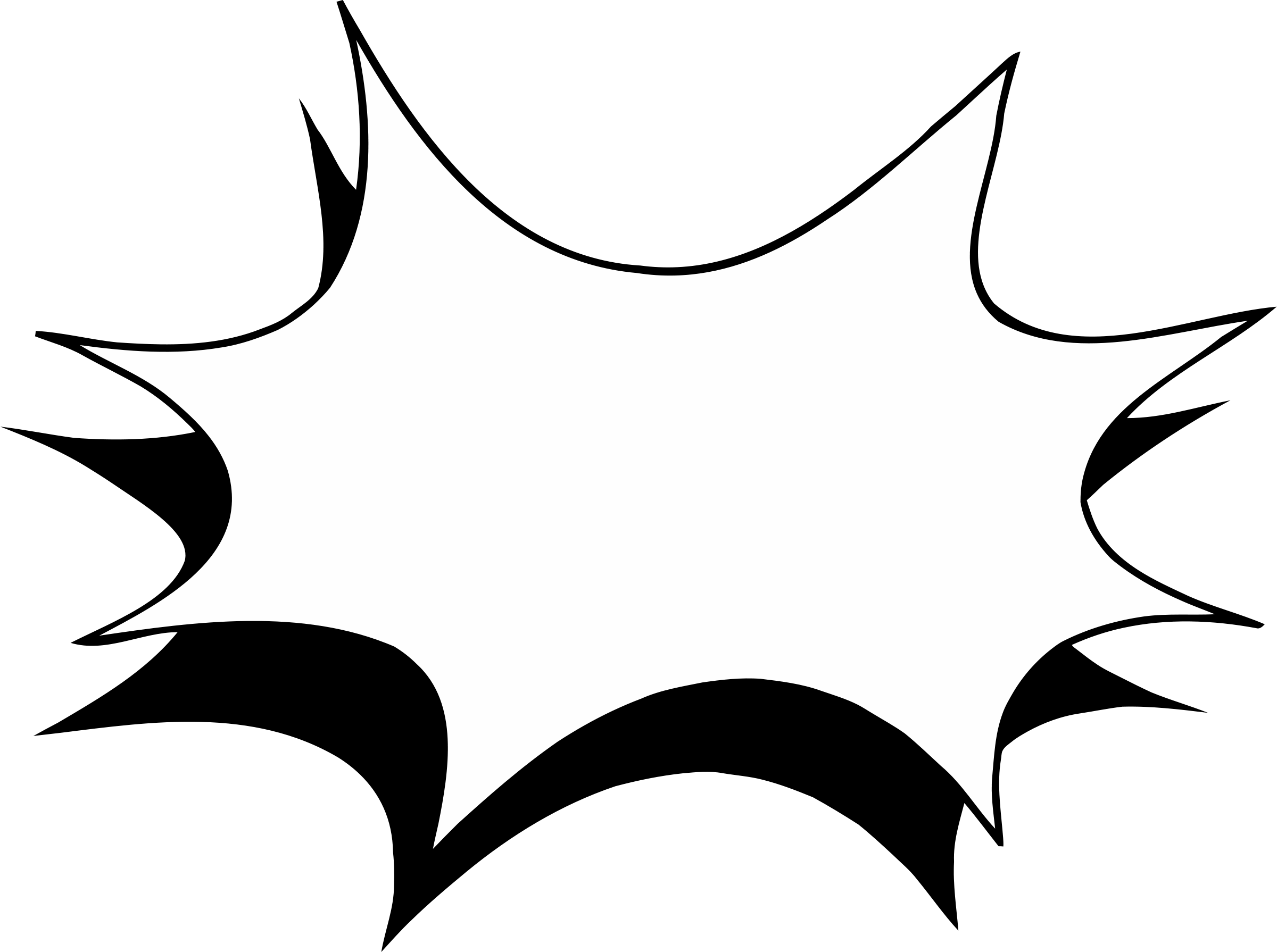 4 star burst. Free cliparts | Clipart Panda - Free Clipart ...