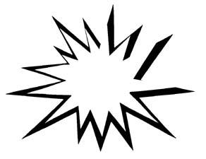 Clip Art Starburst - ClipArt | Clipart Panda - Free ...
