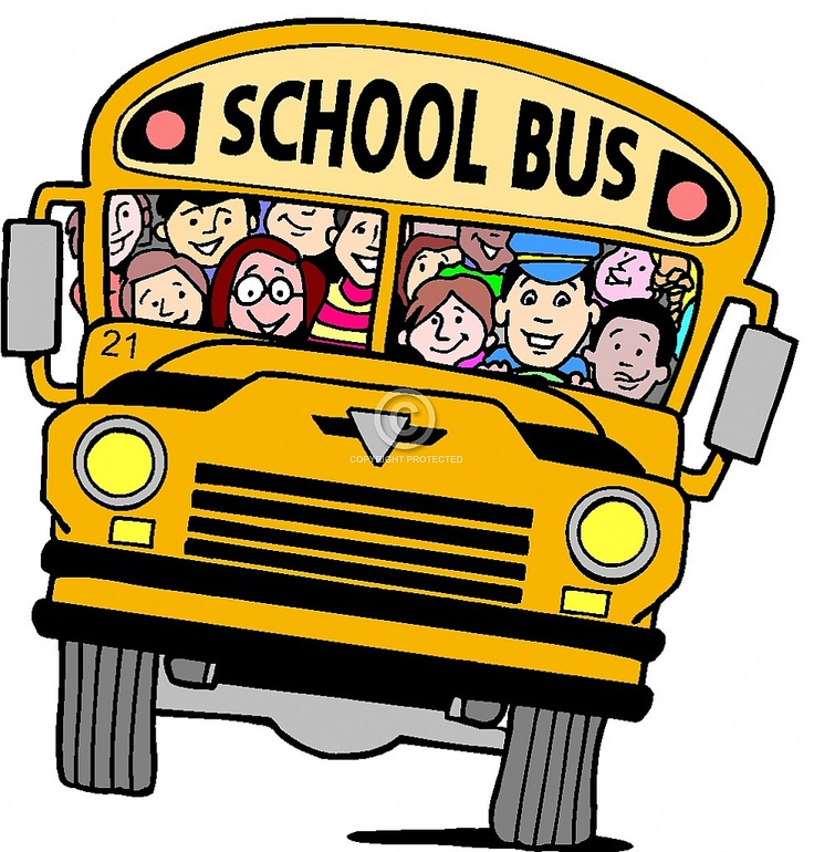 School Bus Clip Art