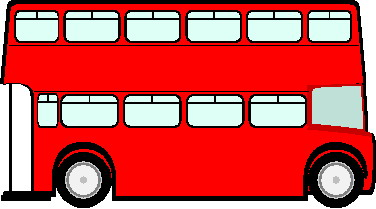 Red Bus Clipart | Clipart Panda - Free Clipart Images