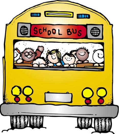 School bus back to. Clipart panda free