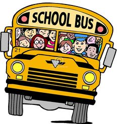 Image result for free clip art school bus