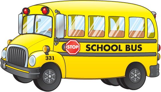 Bus Clipart Black And White | Clipart Panda - Free Clipart ...
