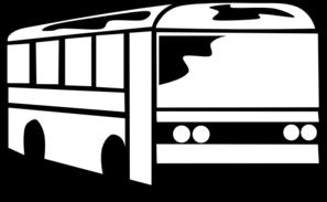 BusClipartBlackAndWhite