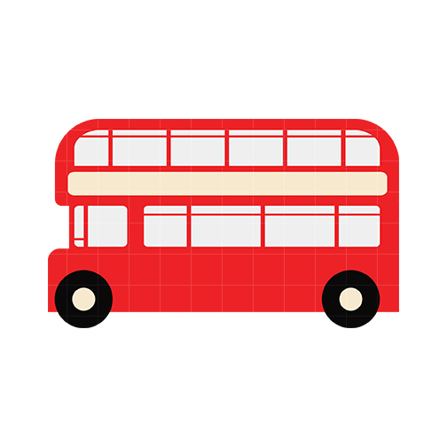 double decker bus clipart clipart panda free clipart images rh clipartpanda com double decker bus clipart Double-Decker Bus Drawing
