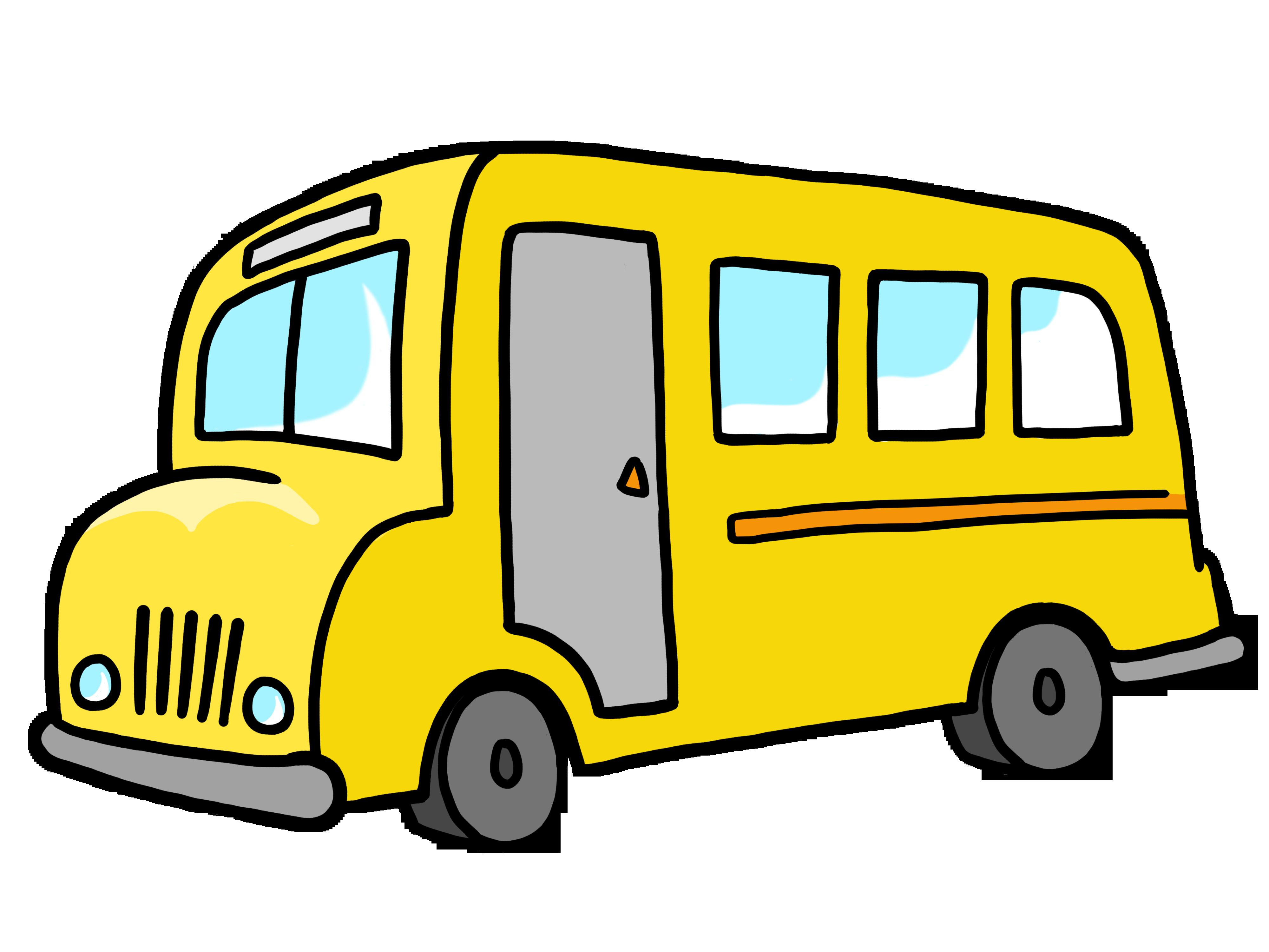 Bus Clip Art Free Images | Clipart Panda - Free Clipart Images