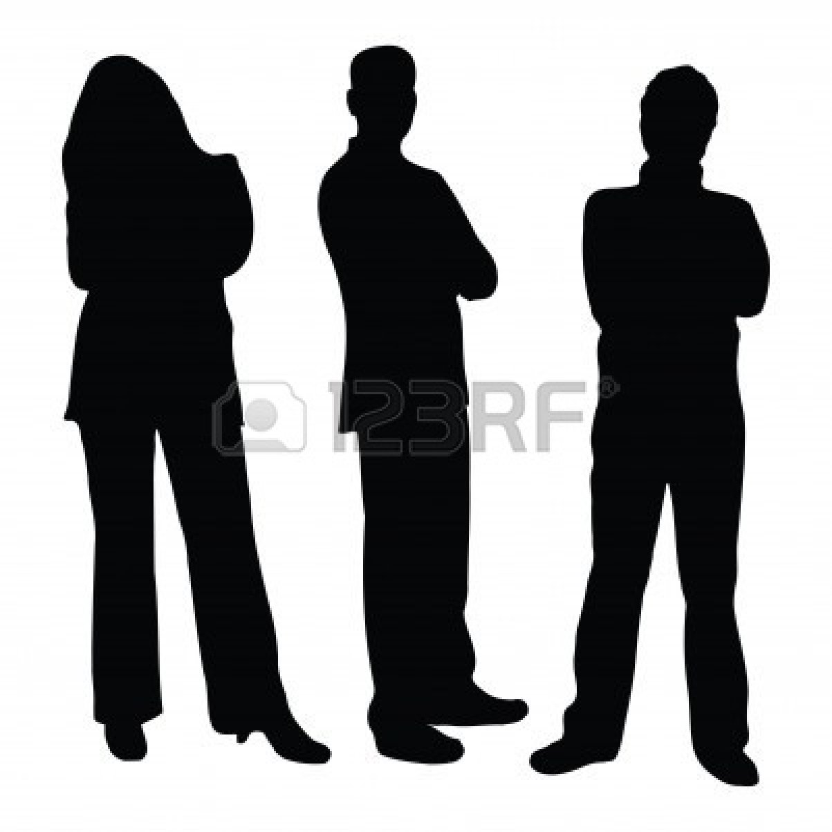 Business People Silhouette | Clipart Panda - Free Clipart Images for Business People Silhouette Png  300lyp
