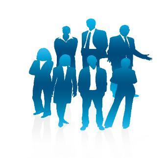 Business People Silhouette | Clipart Panda - Free Clipart ...