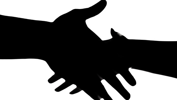 business people silhouette shaking hands clipart panda free clipart images Religious Christmas Clip Art Merry Christmas Clip Art