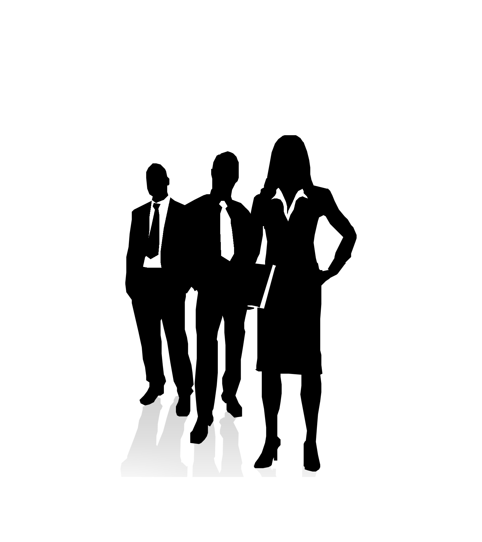 Business Person Silhouette | Clipart Panda - Free Clipart ...