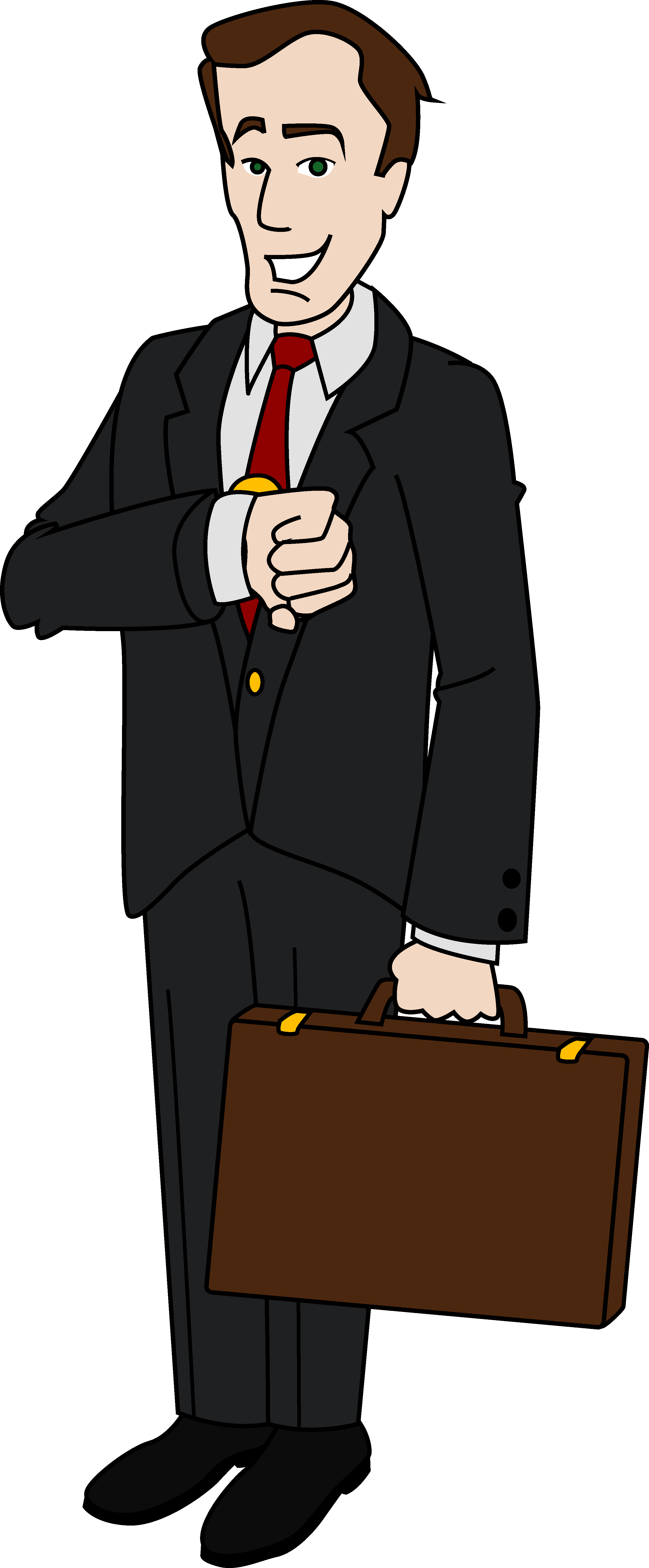 Businessman Clipart Free | Clipart Panda - Free Clipart Images