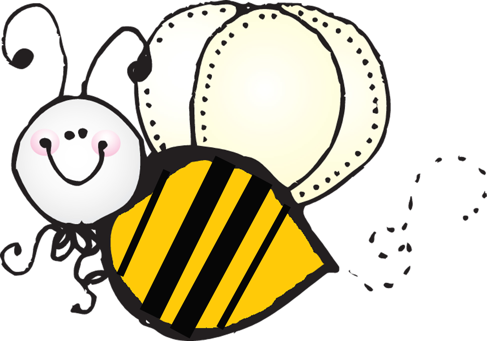 Cute Spelling Bee Clipart | Clipart Panda Free Clipart Images