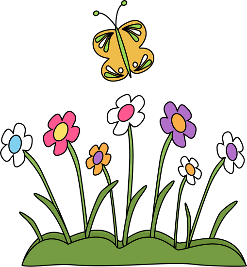Butterfly Flowers Clip Art | Clipart Panda - Free Clipart Images