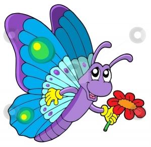 cute butterfly clip art 300x clipart panda free clipart images rh clipartpanda com clipart of butterfly wings clipart of butterfly black and white