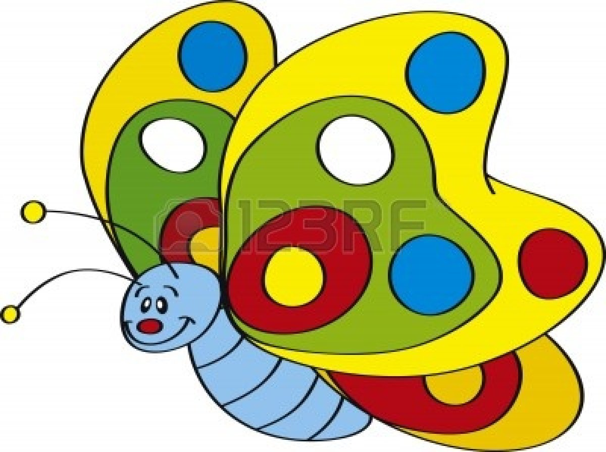 cute colorful flying butterfly clipart panda free clipart images