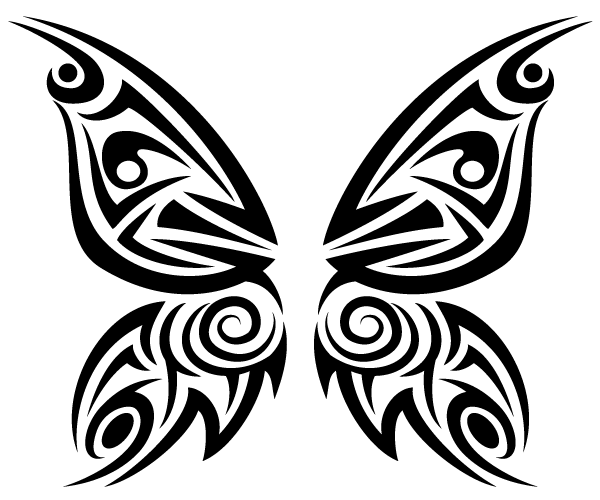 Butterfly Wings Clipart | Clipart Panda - Free Clipart Images