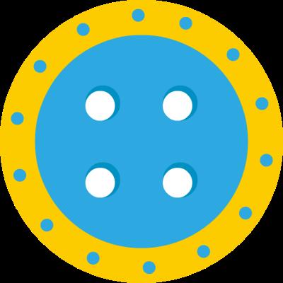 Button Clip Art Cute | Clipart Panda - Free Clipart Images