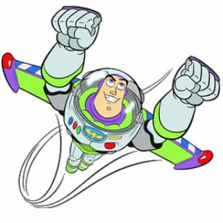 Buzz Lightyear news - Comic | Clipart Panda - Free Clipart Images