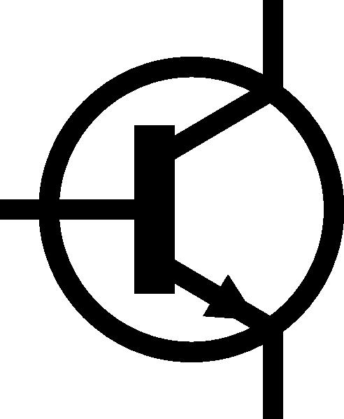Buzzer Clipart Transistor Symbol Clip Art