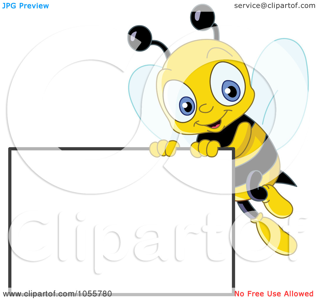 royalty free bee clipart - photo #19