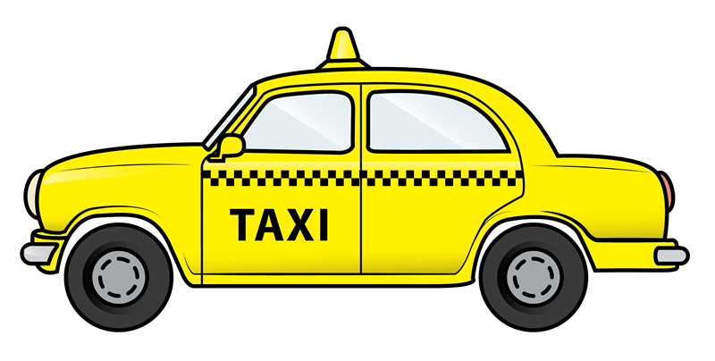 Taxicab Clipart | Clipart Panda - Free Clipart Images