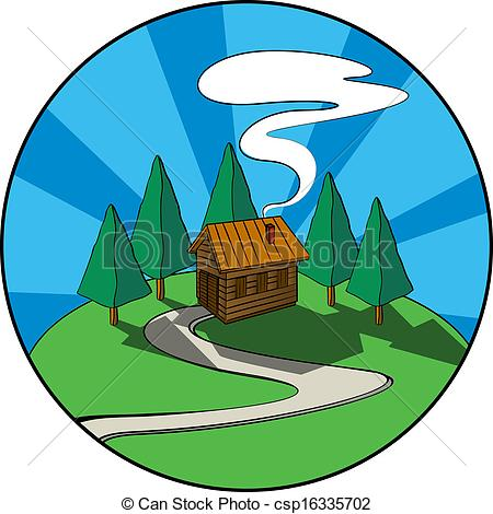 Cabin In The Woods Clipart | Clipart Panda - Free Clipart ...
